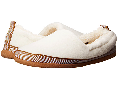 Hush Puppies Slippers - Tassel (Cream) Women's Slippers