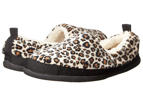 Hush Puppies Slippers - Tassel (Cheetah) Women