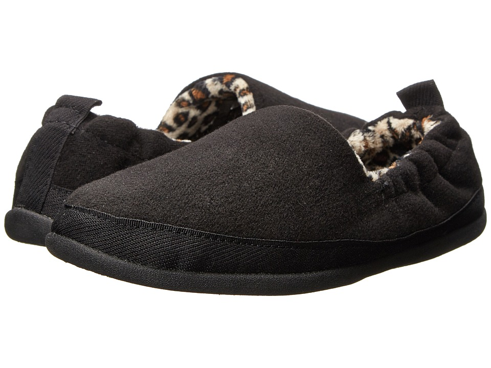Hush Puppies Slippers Tassel (Black) Women