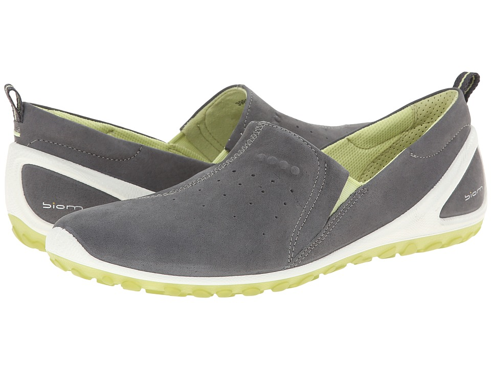 ECCO Sport - Biom Lite Slip On (Dark Shadow/Sulphur) Women's Shoes