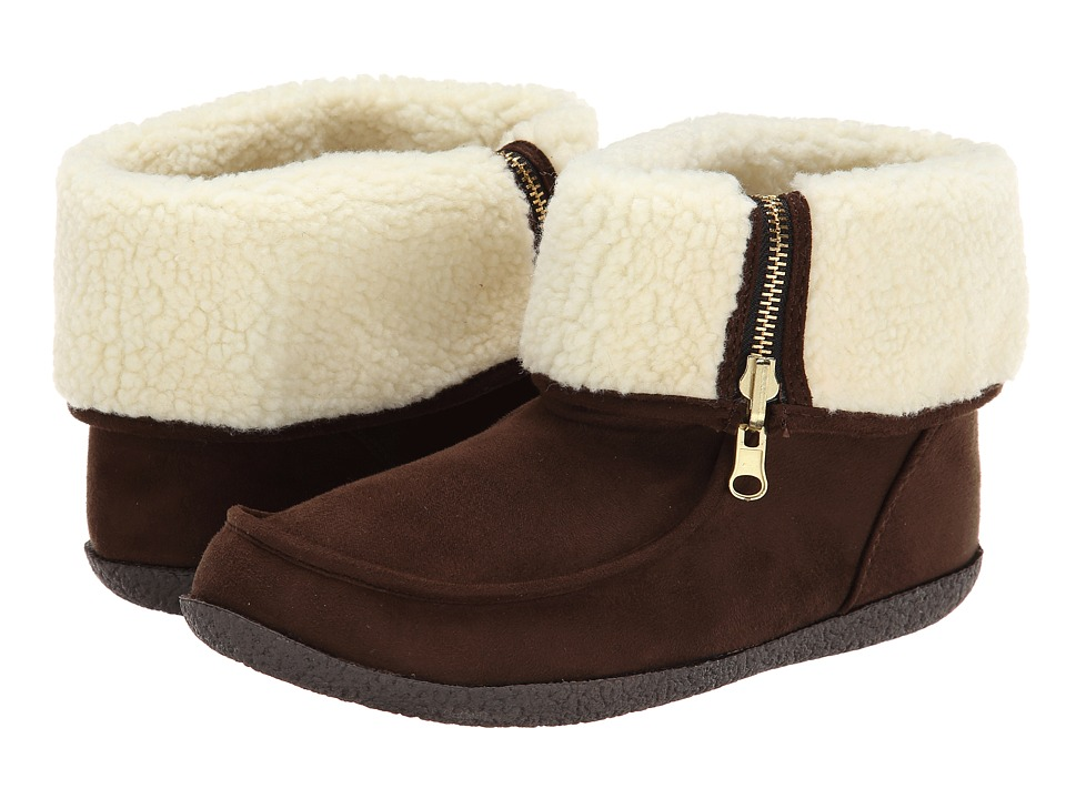 Hush Puppies Slippers - Bitterroot (Brown) Women
