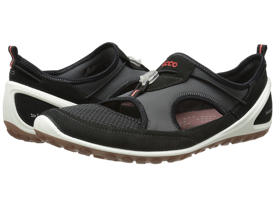 ECCO Sport - Biom Lite Stretch (Black/Dark Shadow) Women's Shoes