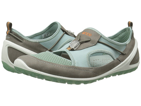 ECCO Sport - Biom Lite Stretch (Warm Grey/Ice Flower) Women's Shoes