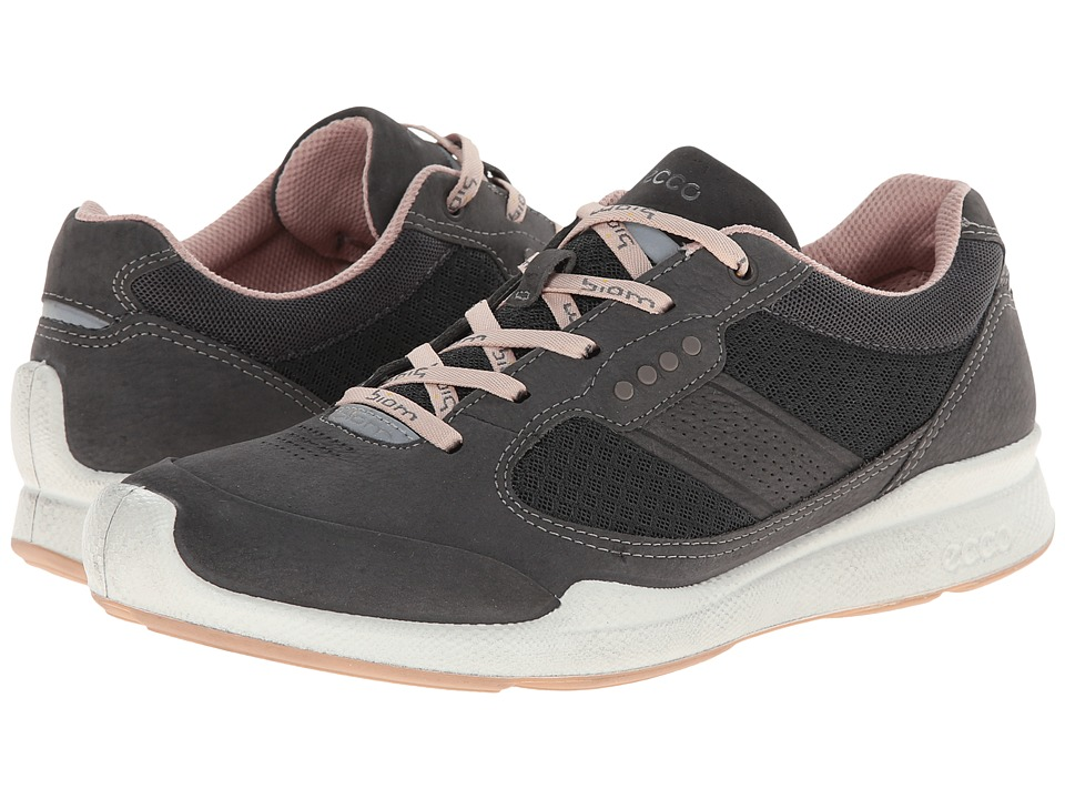 ECCO Sport - Biom Hybrid Walk Sport (Dark Shadow/Dark Shadow/Rose Dust) Women
