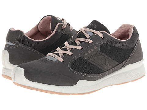 ECCO Sport - Biom Hybrid Walk Sport (Dark Shadow/Dark Shadow/Rose Dust) Women's Walking Shoes