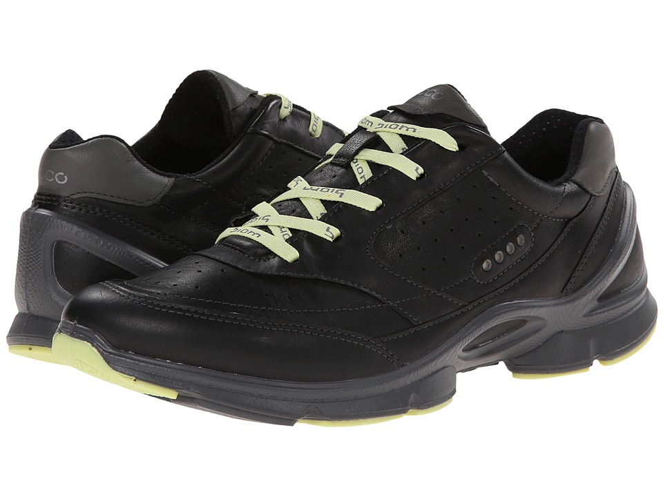 ECCO Sport - Biom Evo Trainer Sport (Black/Peppermint) Women's Shoes