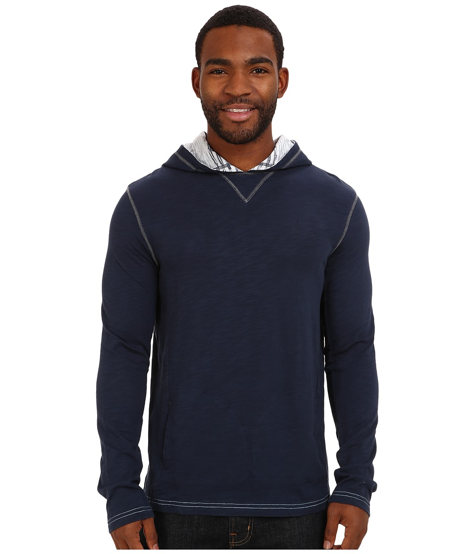 Ecoths - Jameson Hoodie (Citadel) Men's Sweater