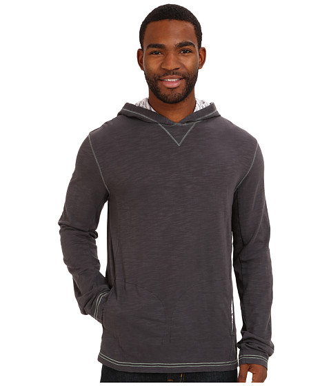 Ecoths - Jameson Hoodie (Nine Iron) Men's Sweater