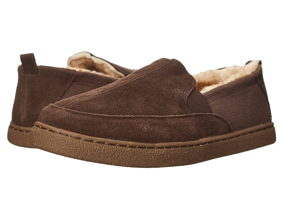 Hush Puppies Slippers - Shortleaf (Espresso) Men's Slippers