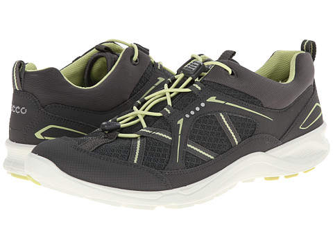 ECCO Sport - Terracruise Speed (Dark Shadow/Dark Shadow/Peppermint) Women