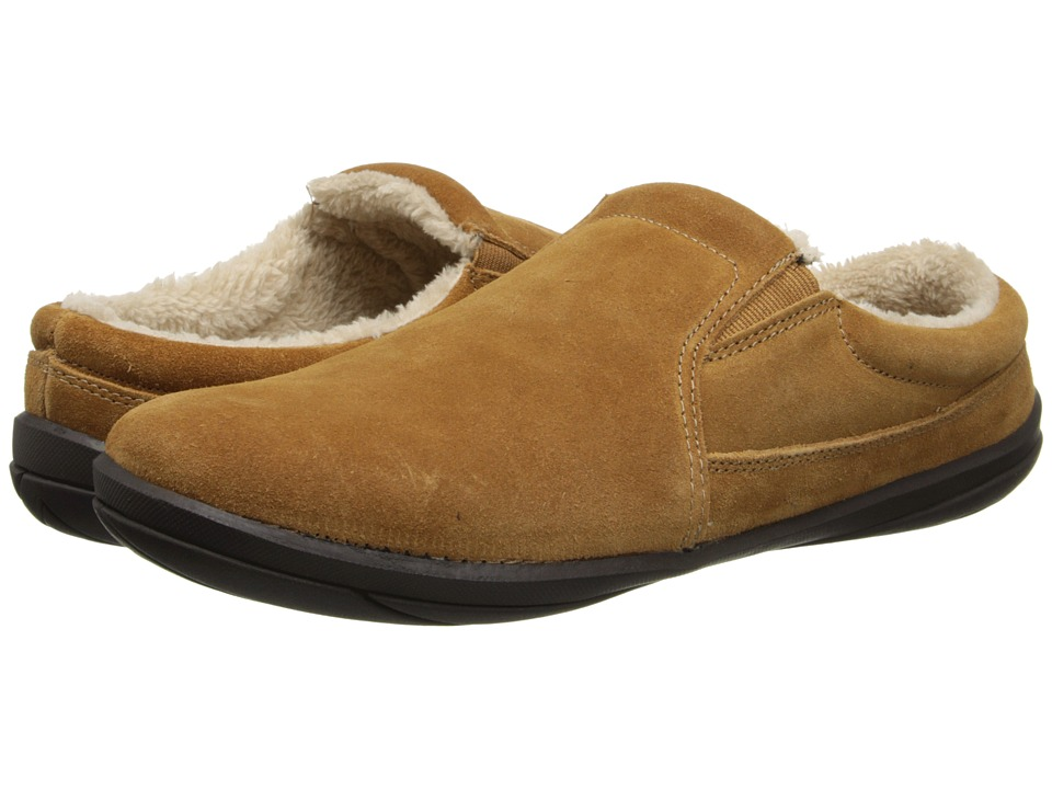 Hush Puppies Slippers - Lombardy (Natural) Men's Slippers