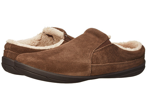 Hush Puppies Slippers - Lombardy (Brown) Men's Slippers
