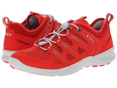 ECCO Sport - Terracruise Lite (Red Alert/Dark Shadow) Women's Shoes