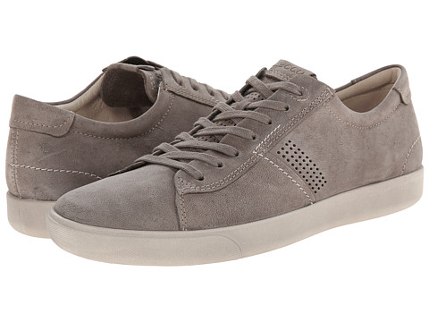 ECCO - Gary Tie (Warm Grey) Men