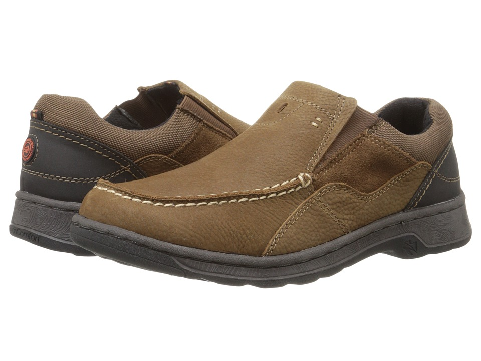 Nunn Bush - Brookston (Prairie Beige) Men's Lace up casual Shoes