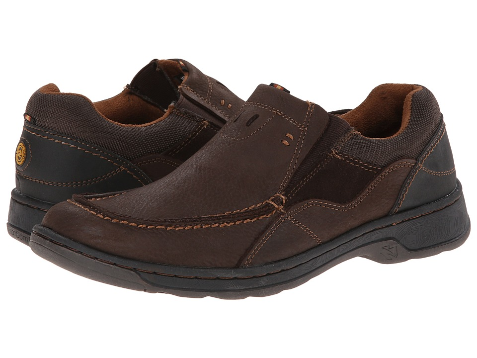 Nunn Bush - Brookston (Brown) Men's Lace up casual Shoes