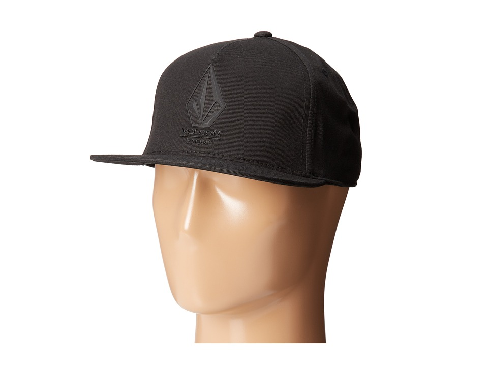 Volcom - Bevel 110F Hat (Black) Caps