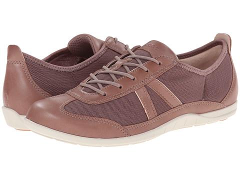 ECCO - Bluma Summer Sneaker (Woodrose/Woodrose/Rose Dust) Women