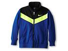 Nike Kids T45 Victory Track Jacket (Little Kids/Big Kids) (Gym Blue/Black/Volt/Volt)