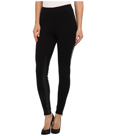 Jag Jeans - Emma Pull-On Legging Double Knit Ponte (Black) Women