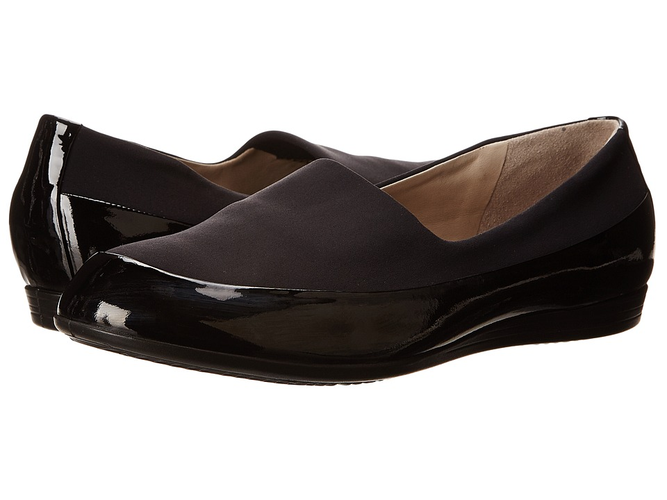ECCO - Touch 15 Stretch (Black/Black) Women