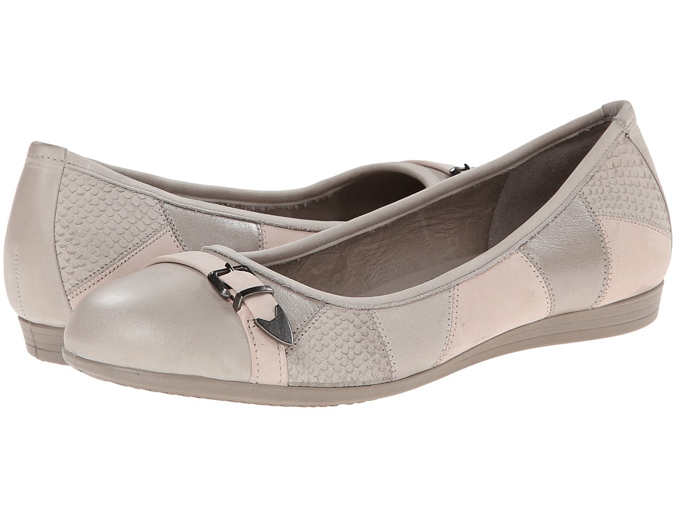 ECCO - Touch 15 Buckle (Gravel/Rose Dust/Moon Rock/Silver/Moon Rock) Women