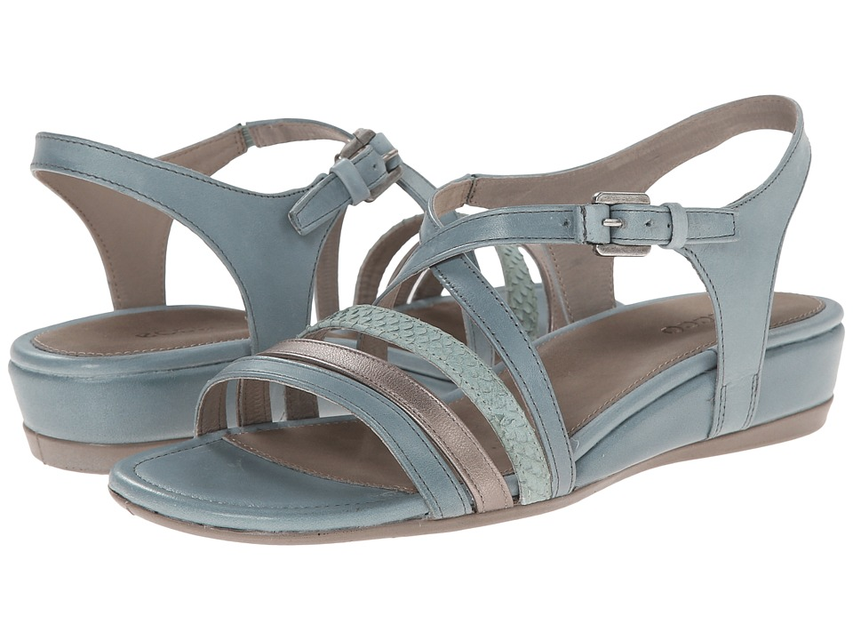 ECCO - Touch 25 Strap Sandal (Trooper/Moon Rock/Ice Flower) Women's Shoes