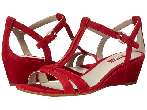 ECCO - Rivas 45 (Chili Red) Women's Sandals