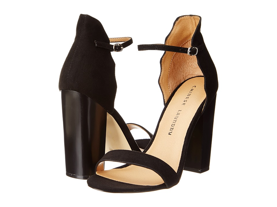 Chinese Laundry - Sea Breeze (Black) High Heels