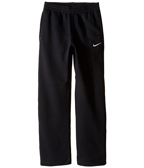 Nike Kids - N45 BF SL Pant (Little Kids/Big Kids) (Black/White/White) Boy's Workout