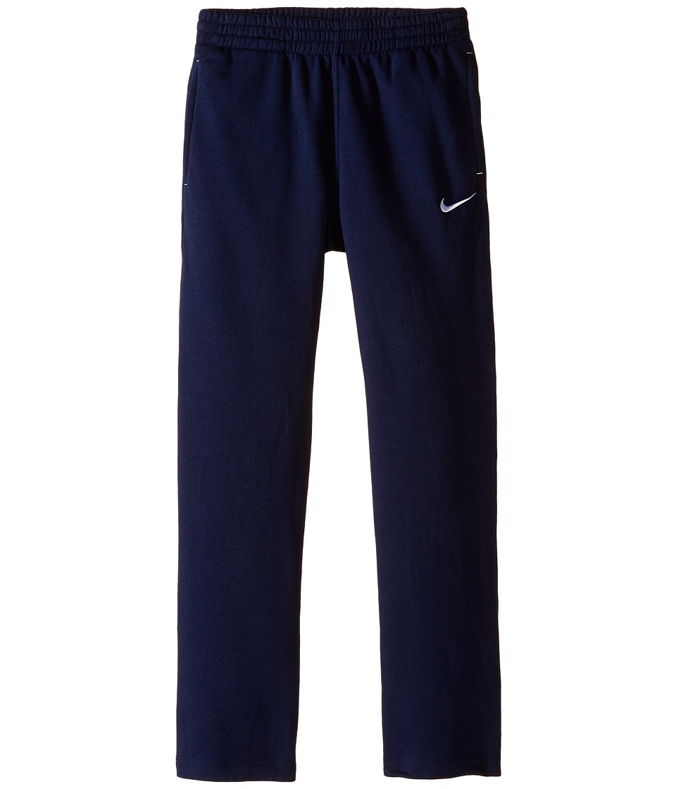 Nike Kids - N45 BF SL Pant (Little Kids/Big Kids) (Obsidian/White/White) Boy