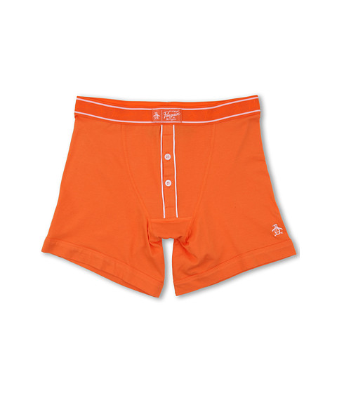 Original Penguin - Earl Cotton Stretch Boxer Brief (Firecracker) Men