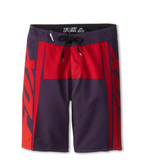 Fox Kids - Trench Boardshort (Big Kids) (Purple Haze) Boy's Swimwear