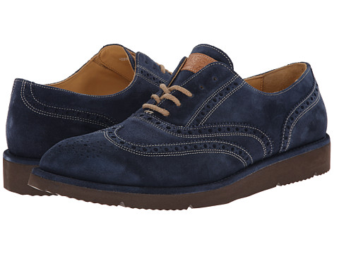 UGG Collection - Eduardo (Indigo) Men's Lace up casual Shoes