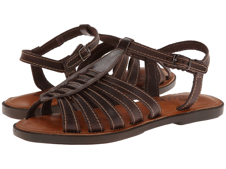 Sbicca - Issa (Brown) Women's Sandals