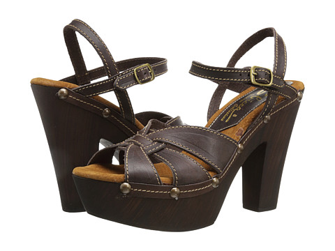 Sbicca - Olympia (Brown) Women's Shoes