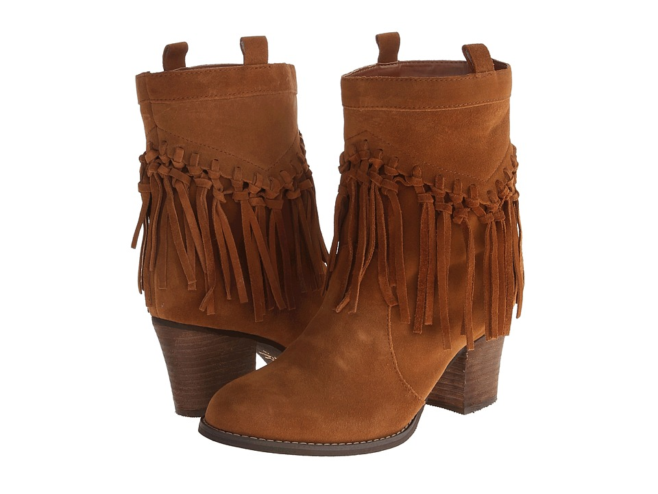 Sbicca - Sound (Tan) Women's Pull-on Boots