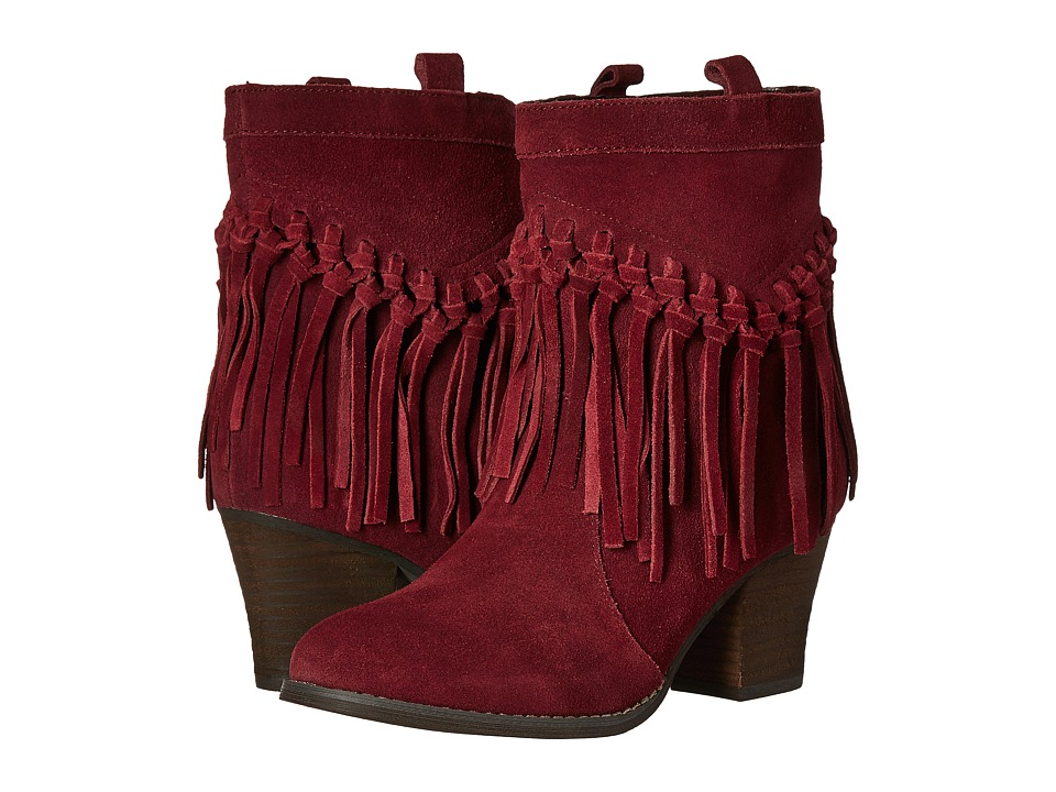 Sbicca - Sound (Wine) Women's Pull-on Boots