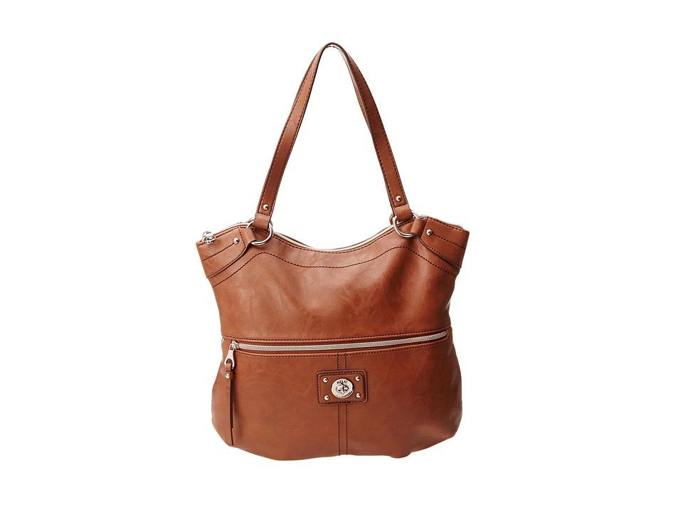 Relic - Prescott Shopper (Saddle) Tote Handbags
