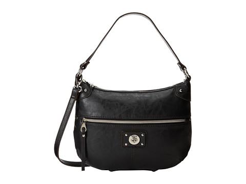 Relic - Prescott Top Zip (Black) Satchel Handbags