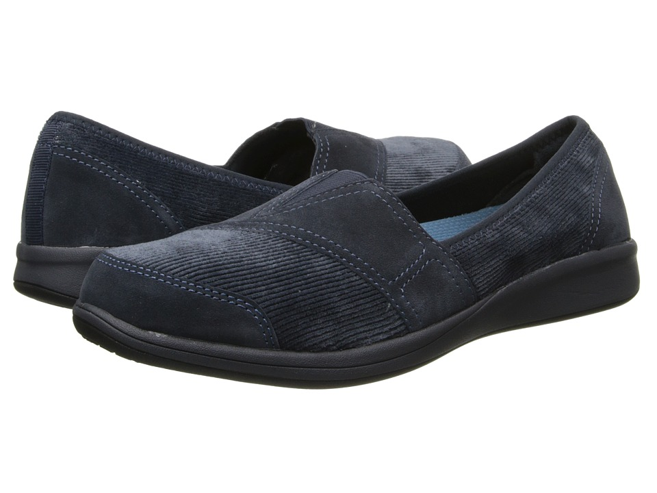 Easy Spirit - Fade Away (Blue/Blue Suede) Women's Shoes