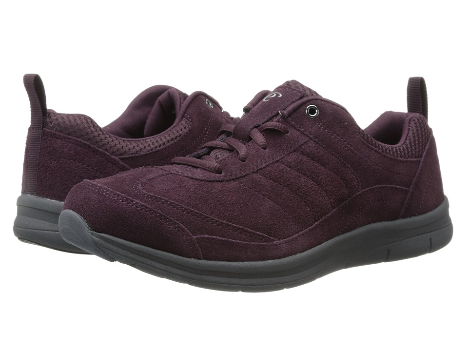 Easy Spirit - South Coast (Wine/Wine Suede) Women's Shoes