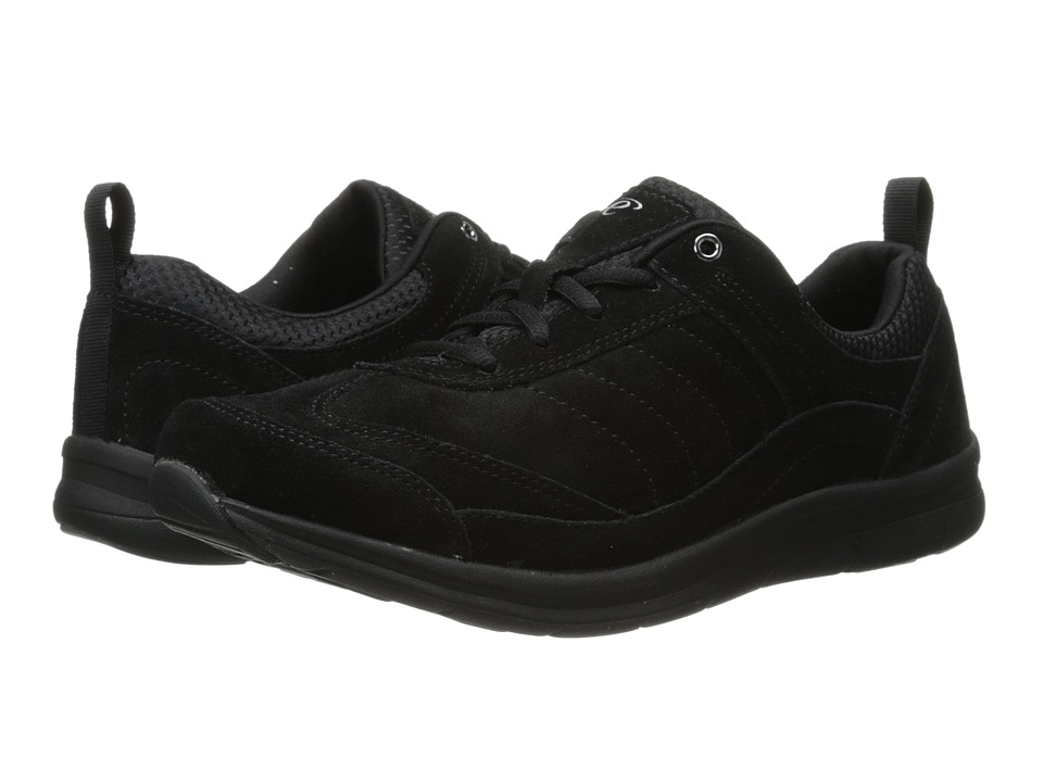 Easy Spirit - South Coast (Black/Black Suede) Women