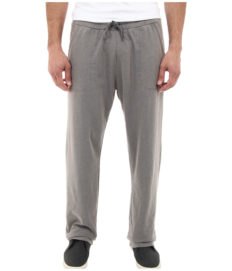 Alternative - Light French Terry Relaxed Pant (Nickel) Men