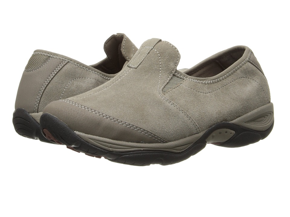 Easy Spirit - Evyn (Dark Taupe Multi Suede) Women's Shoes