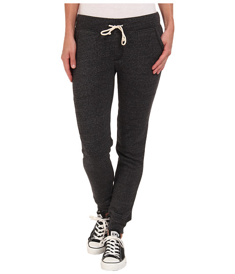 Alternative - Eco Fleece Jogger Pant (Eco Black) Women's Casual Pants