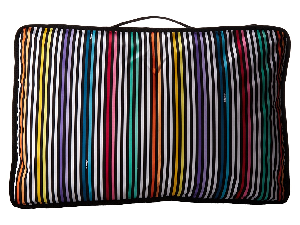 LeSportsac Luggage - Large Utility Pouch (Lestripe) Travel Pouch