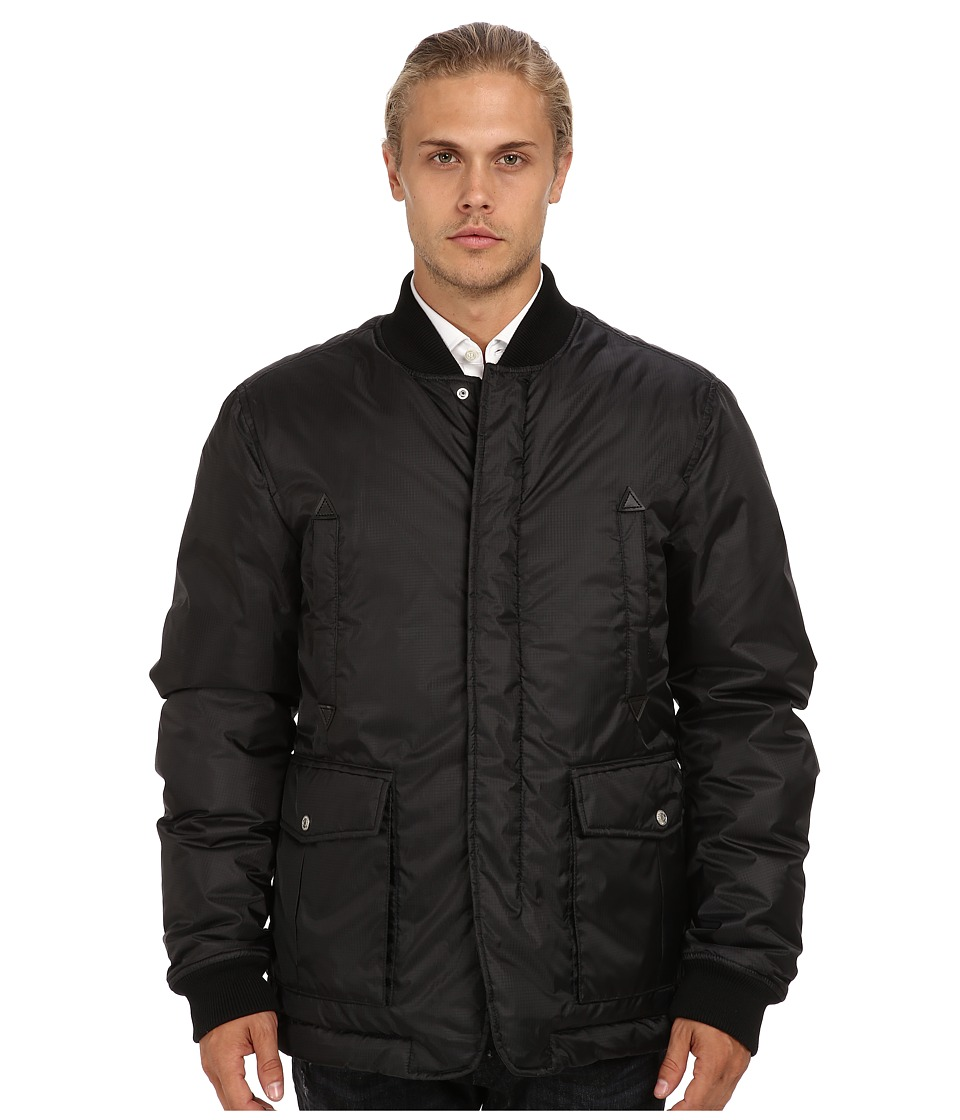 DSQUARED2 - Runway Puffy Jacket (Black) Men's Coat