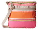 LeSportsac Shellie Crossbody (Bahia Stripe) Cross Body Handbags