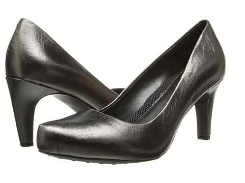 Easy Spirit - Danica (Medium Pewter Leather) Women